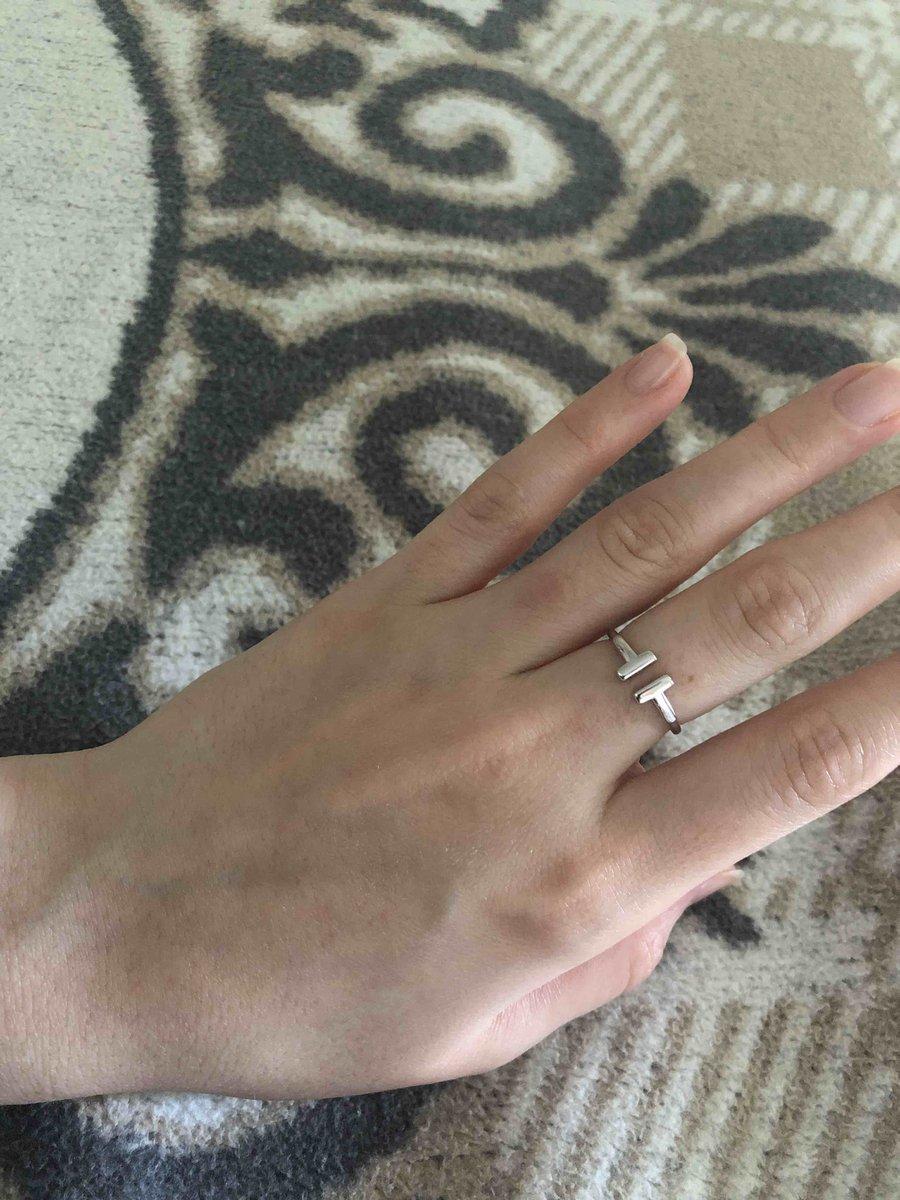 Очень нежное кольцо:)
