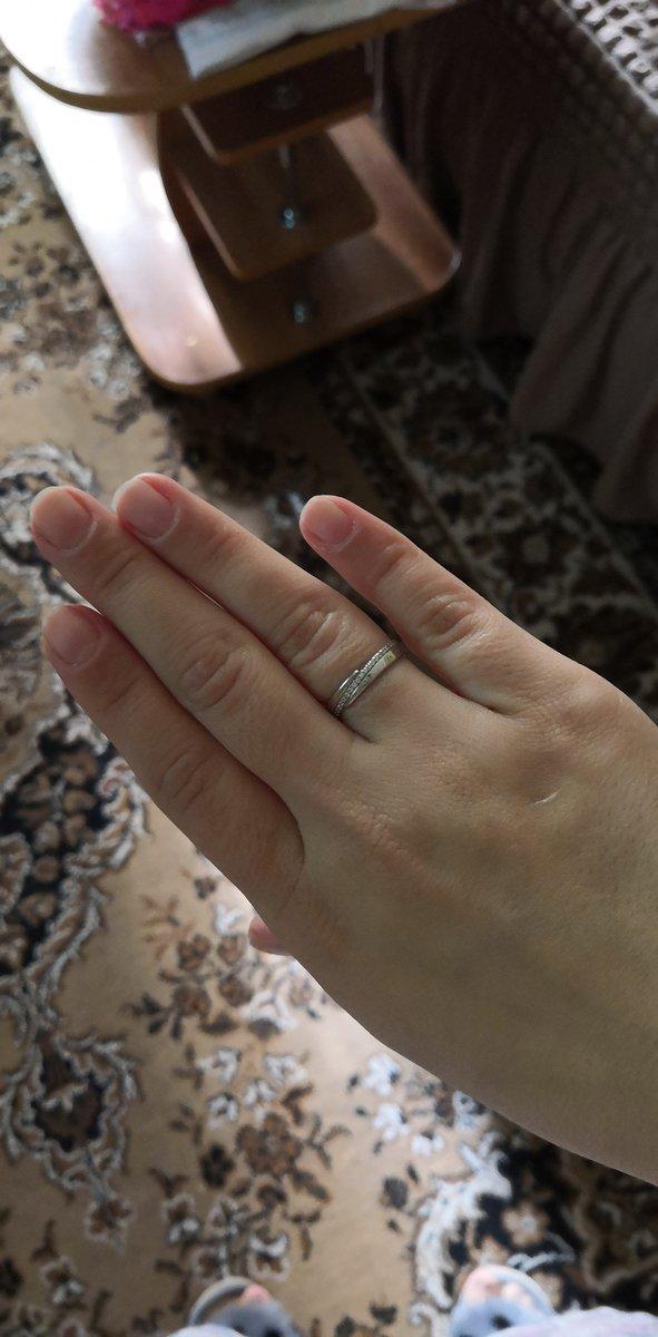 Кольцо, как хотела