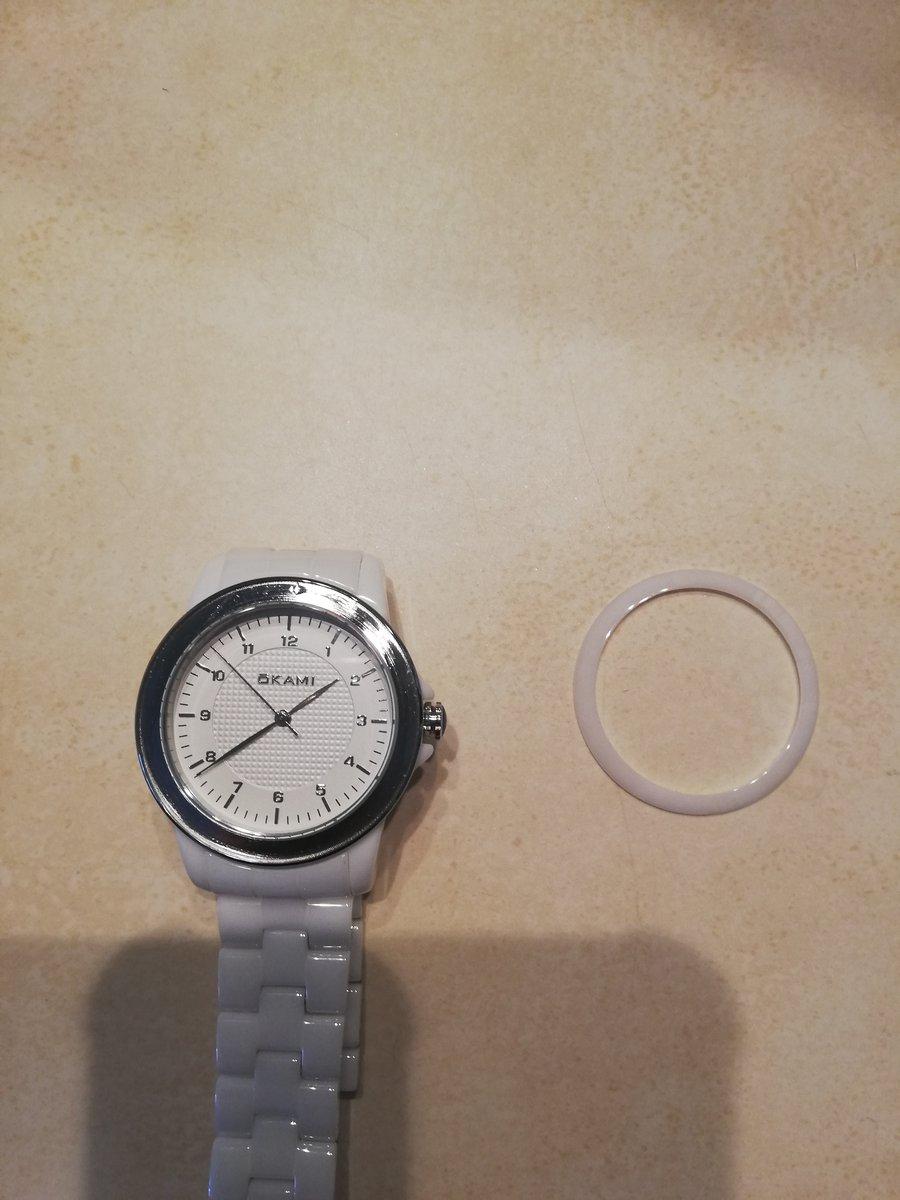 Красивые часы, но....