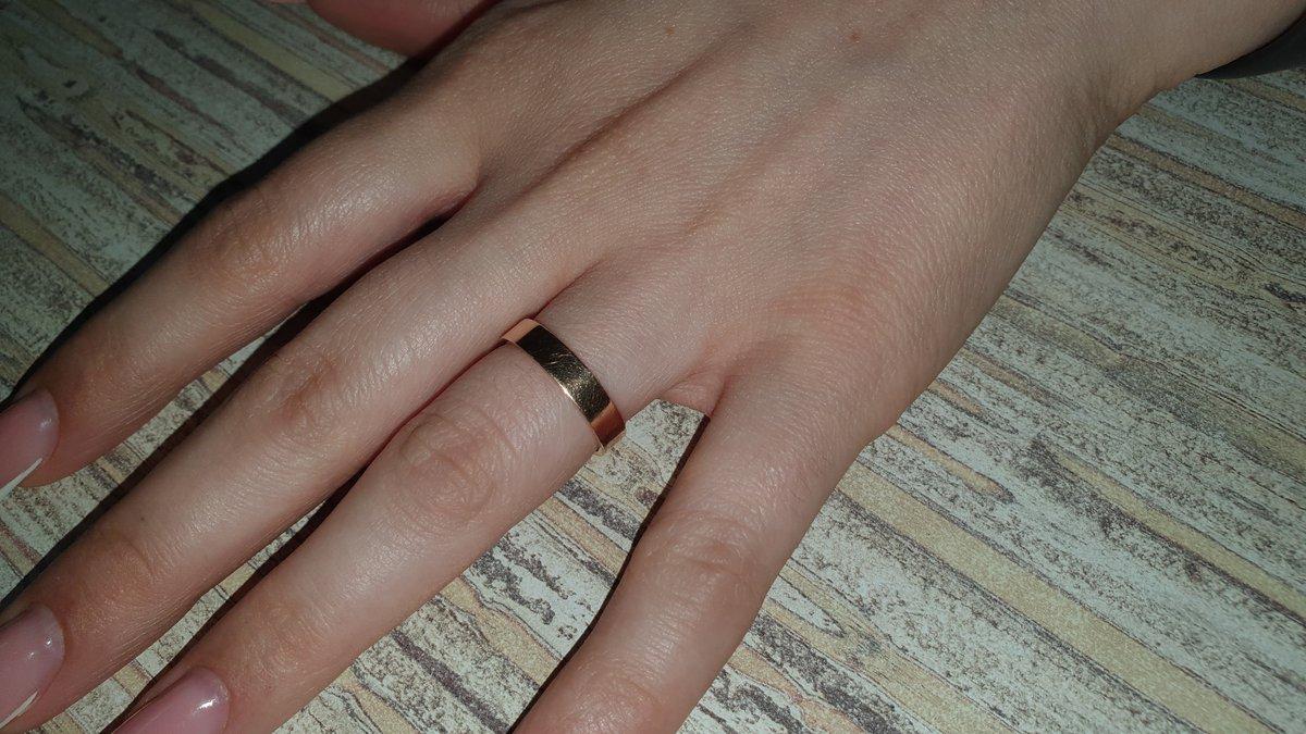 💍 золотое кольцо