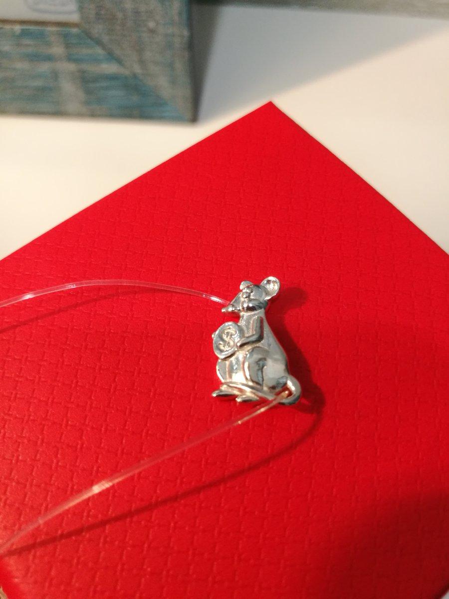 Милая мышка)