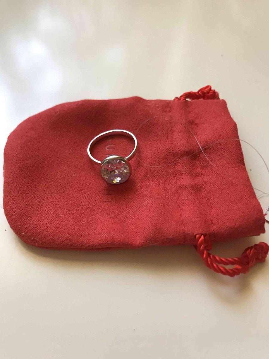 Кольцо очень красивое....