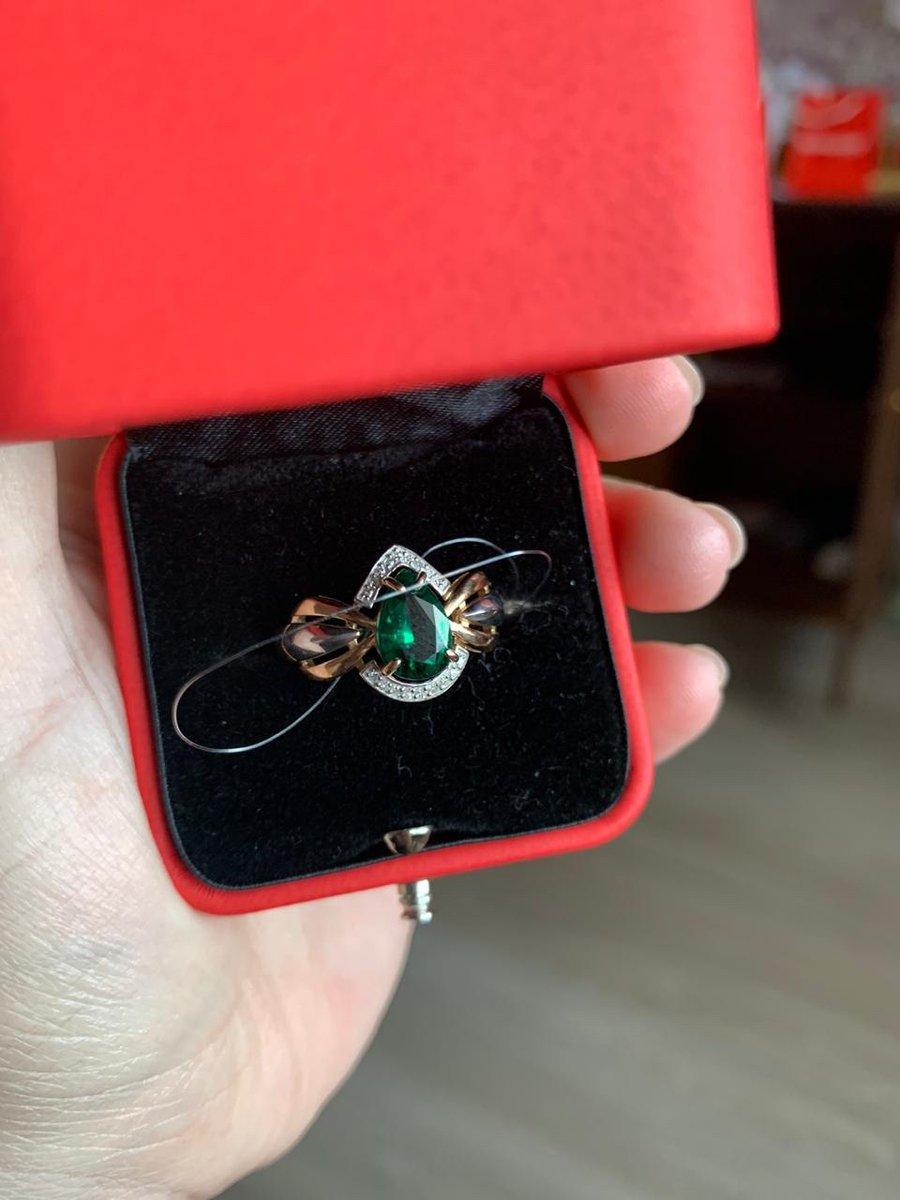 Замечательное кольцо 😍