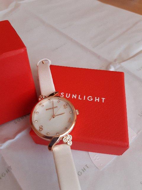 Часы на лето.