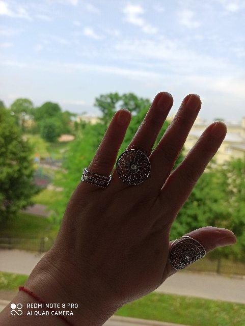 Суперклассные кольца!! Я в восторге!!