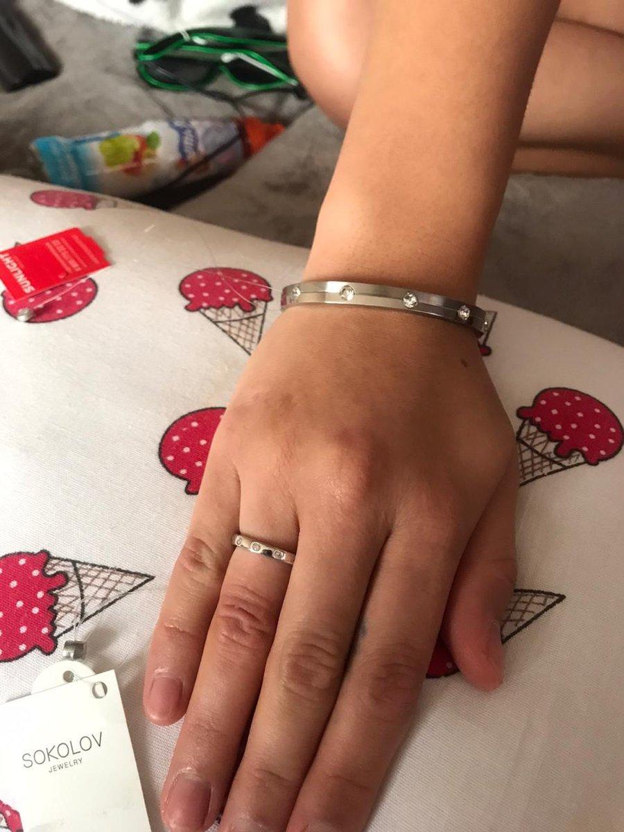 Прекрасное кольцо) аккуратное)