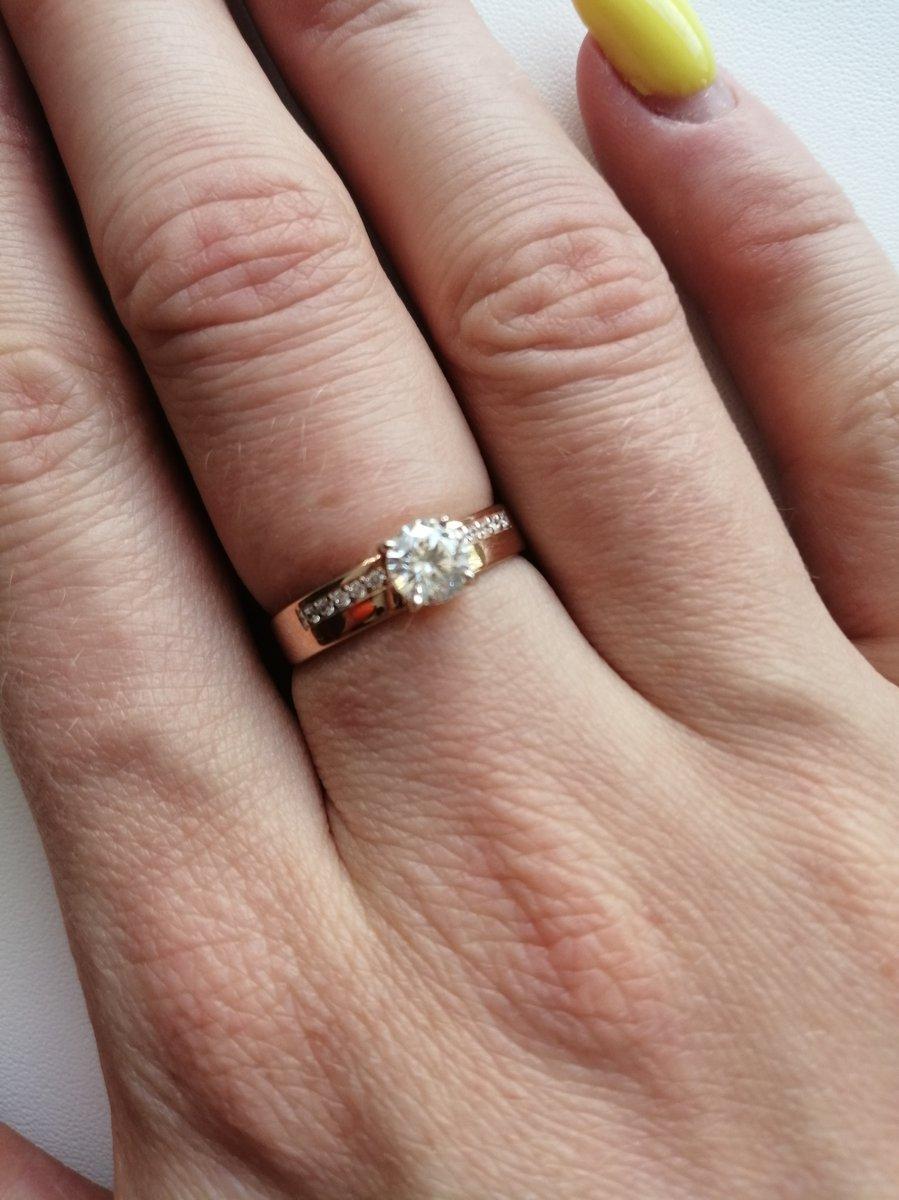 Отличное кольцо. Я довольна!