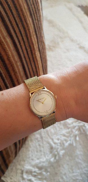 Замечательные часы. Довольна.