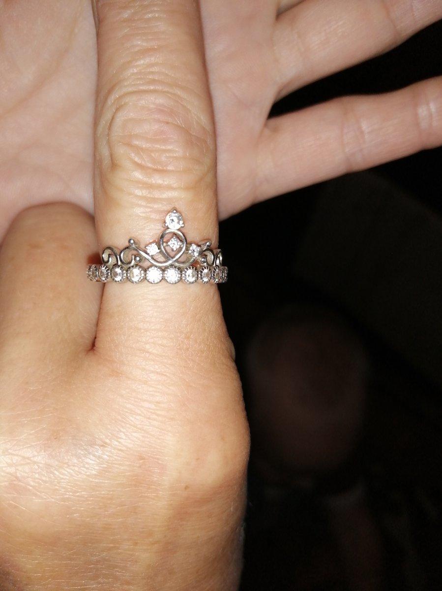 Кольцо-корона.