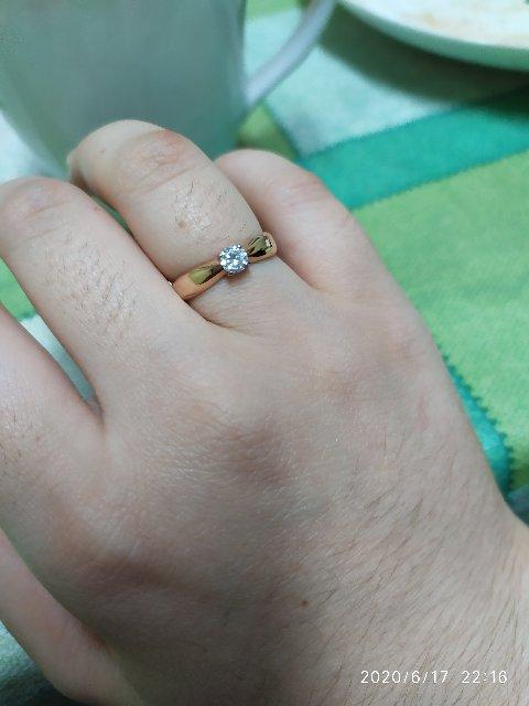 Отлично кольцо спасибо вам огромное