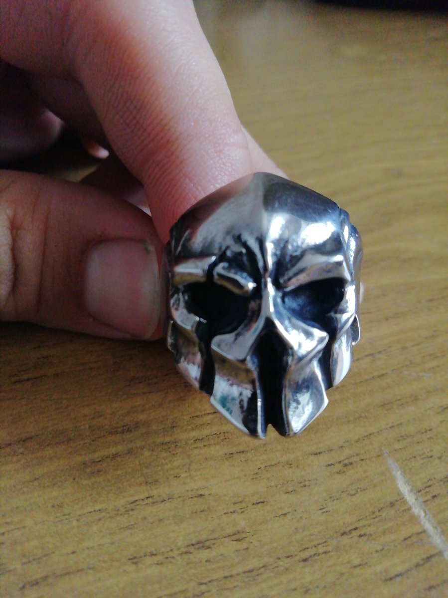 Ооочень классное кольцо