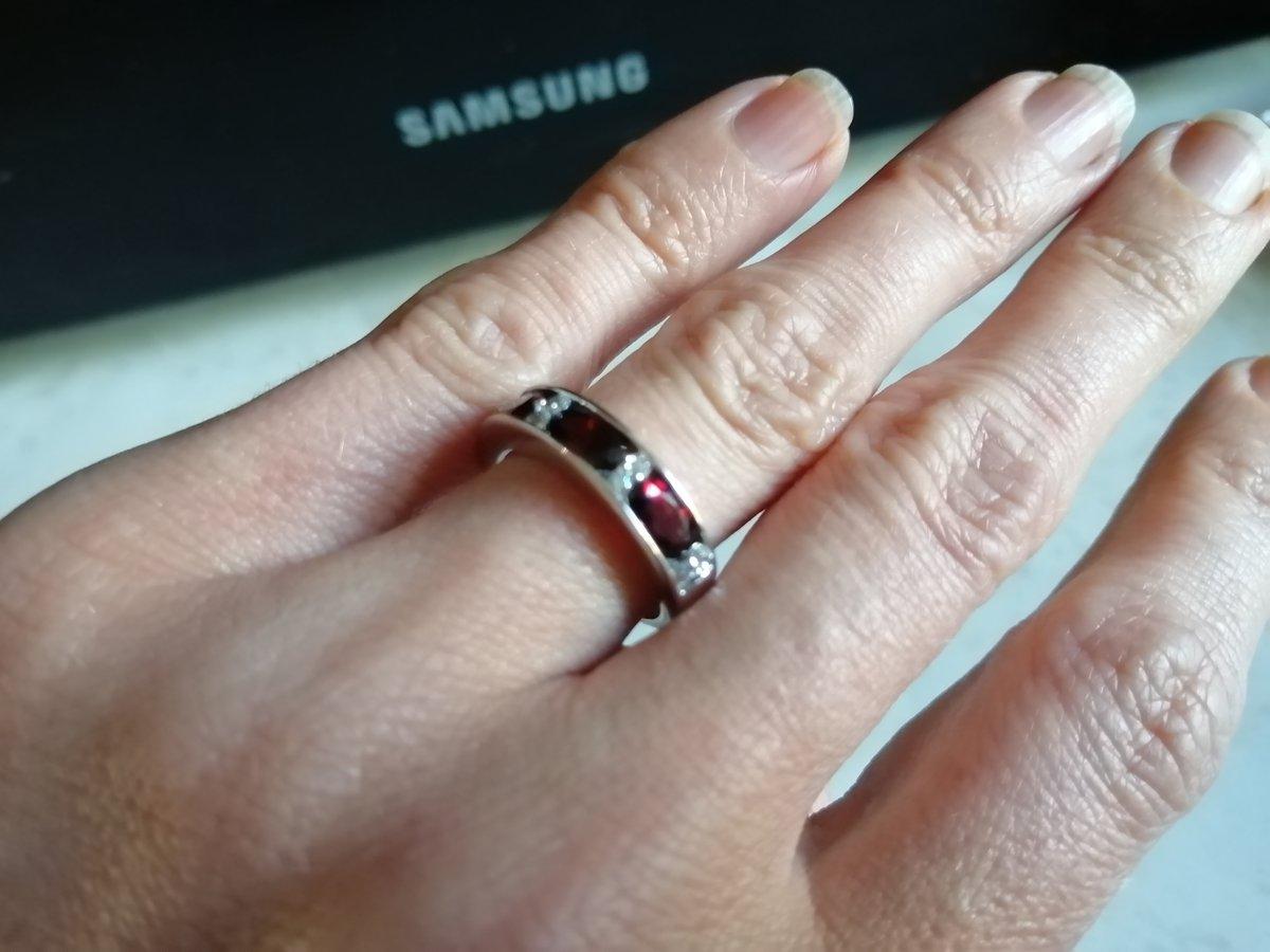 Кольцо отличное!