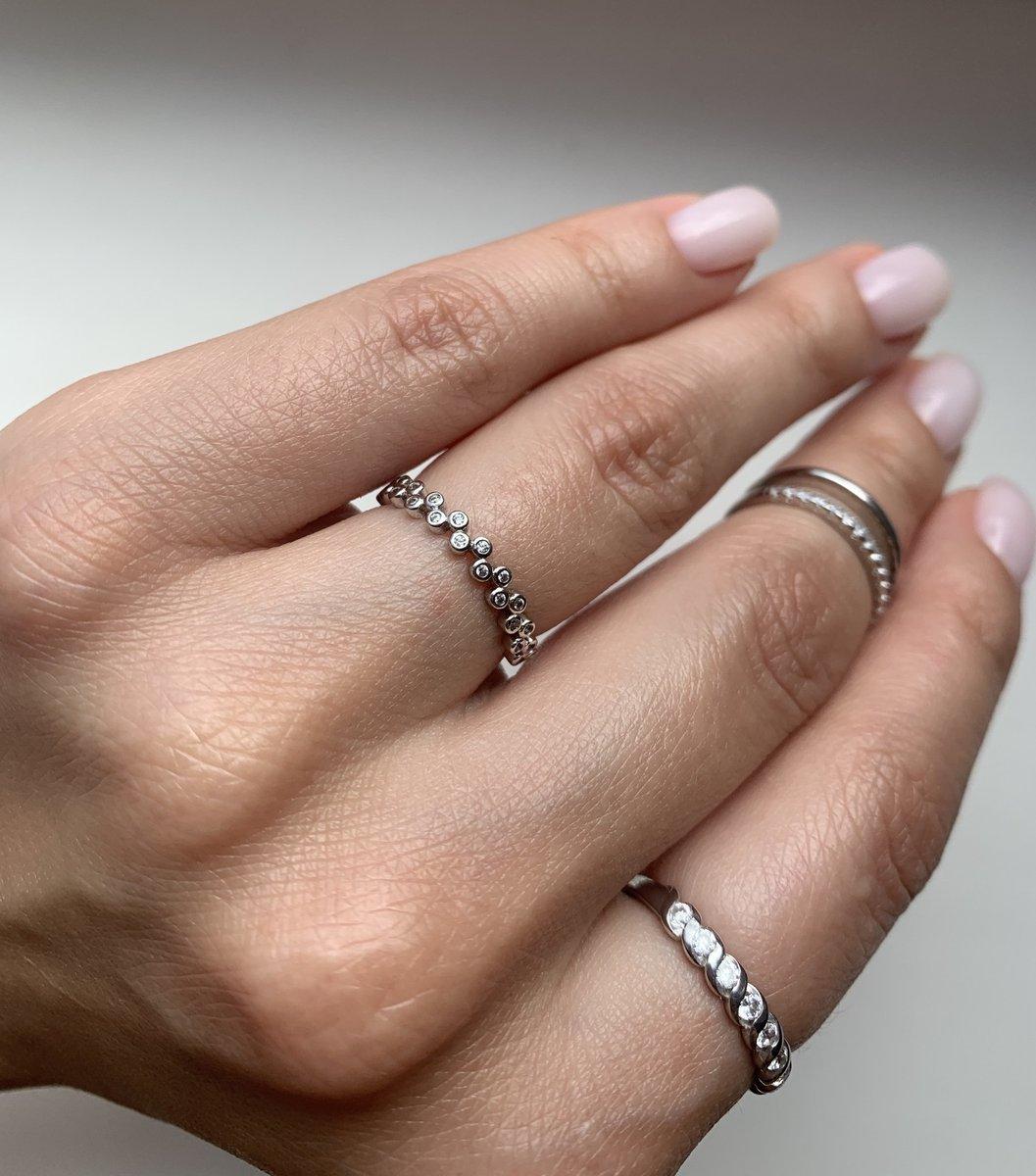 Нежное кольцо 💍