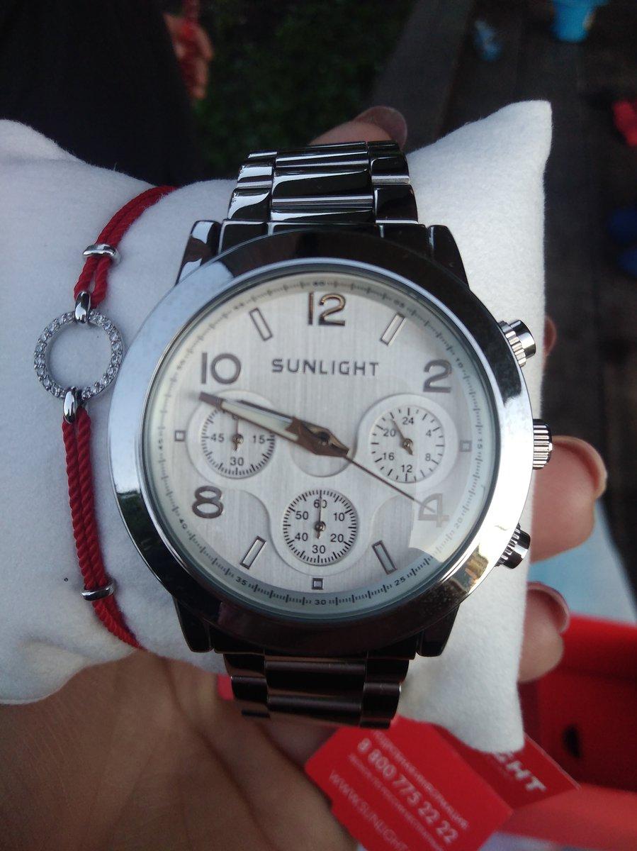 Часы просто супер.
