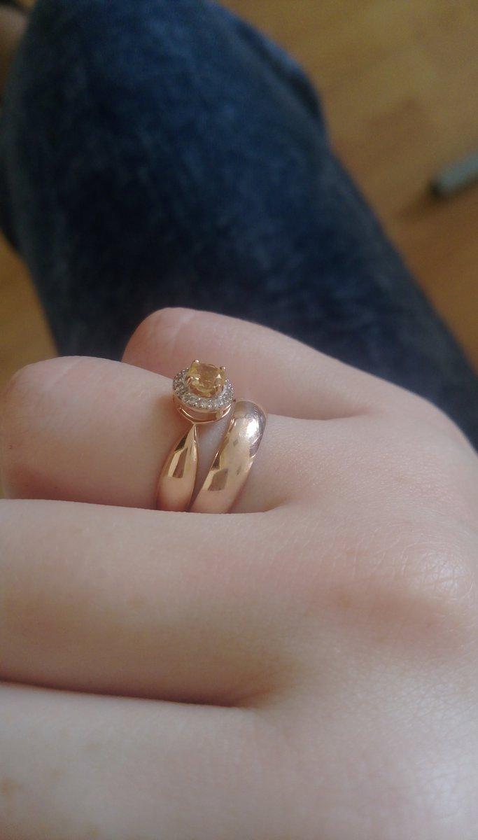 Чудесное кольцо,я в восторге