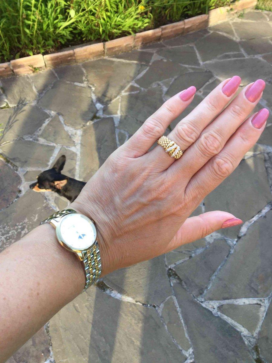 Моё идиальное кольцо