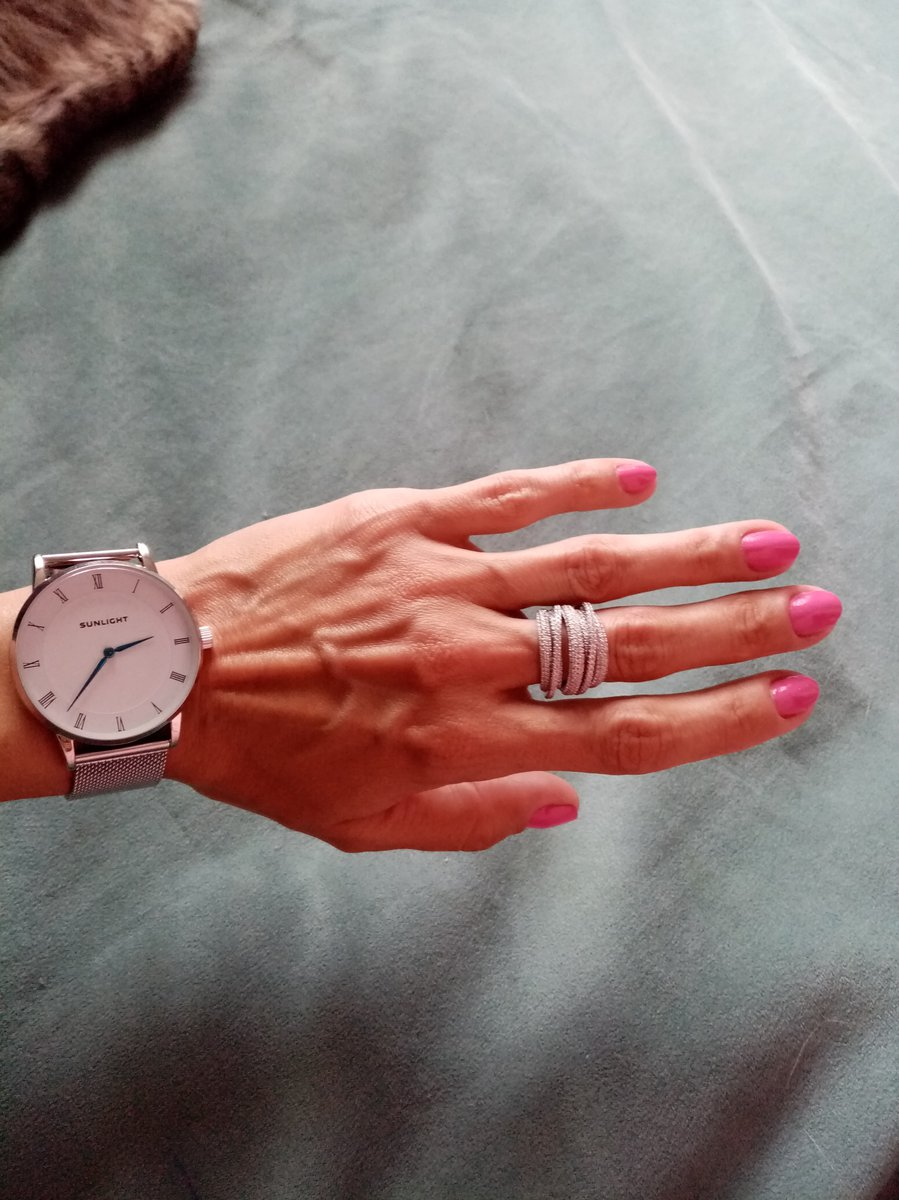 Коктельное кольцо.