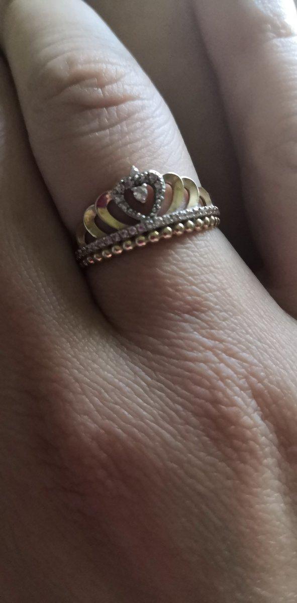 Кольцо леди