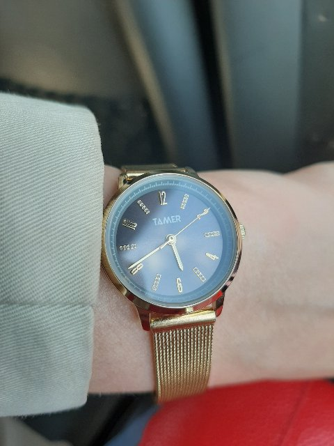 Часы Tamer, рекомендую всем!