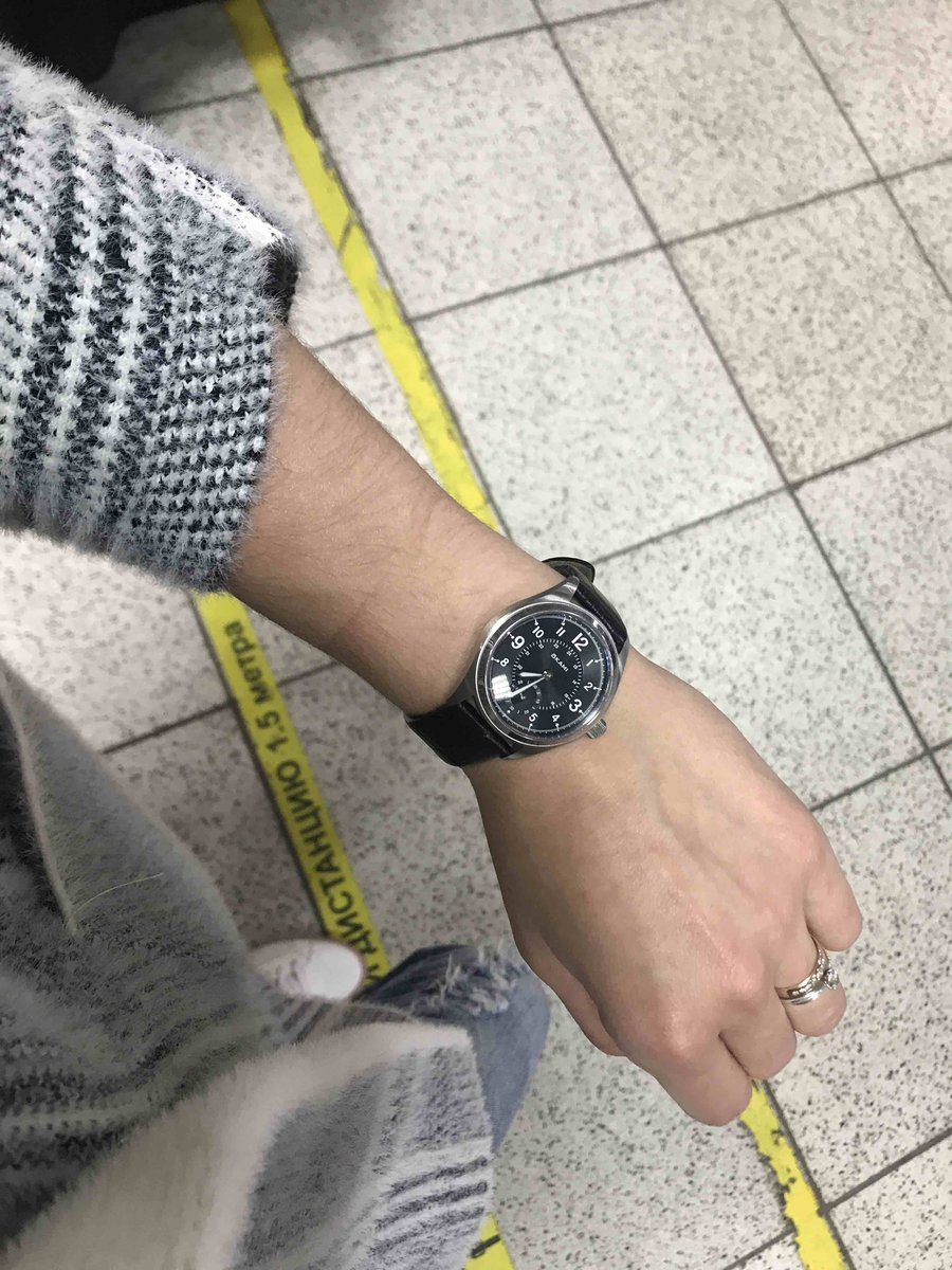 Самые лучшие часы которые у меня были