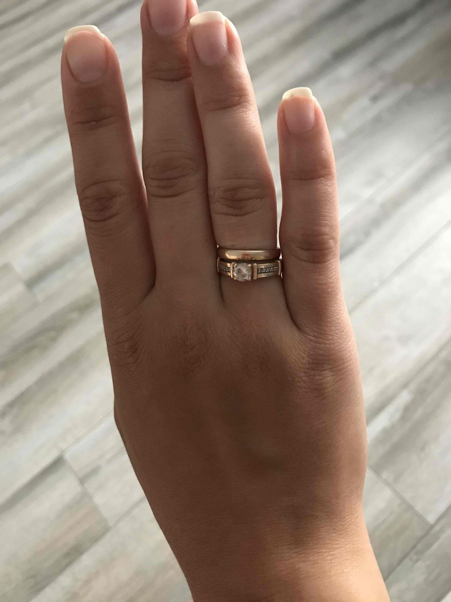Кольцо очень удобное