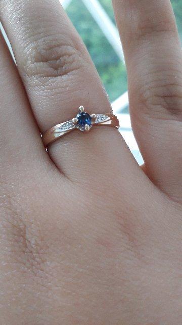 Шикарное кольцо. Довольна покупкой 👍👍👍