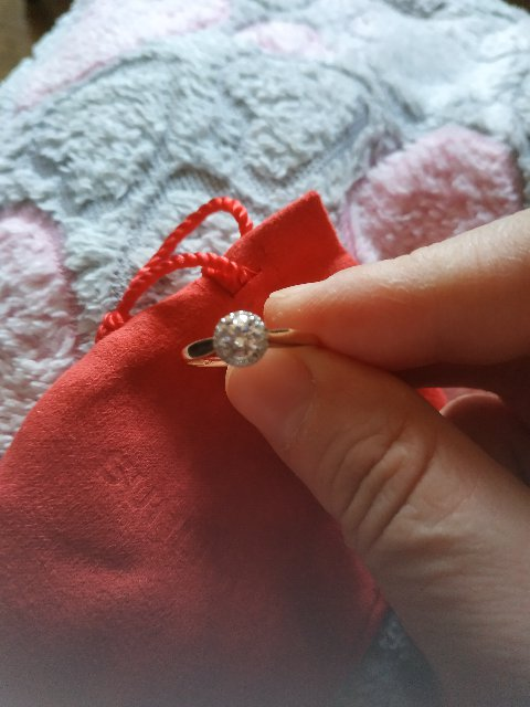 Не простое кольцо!