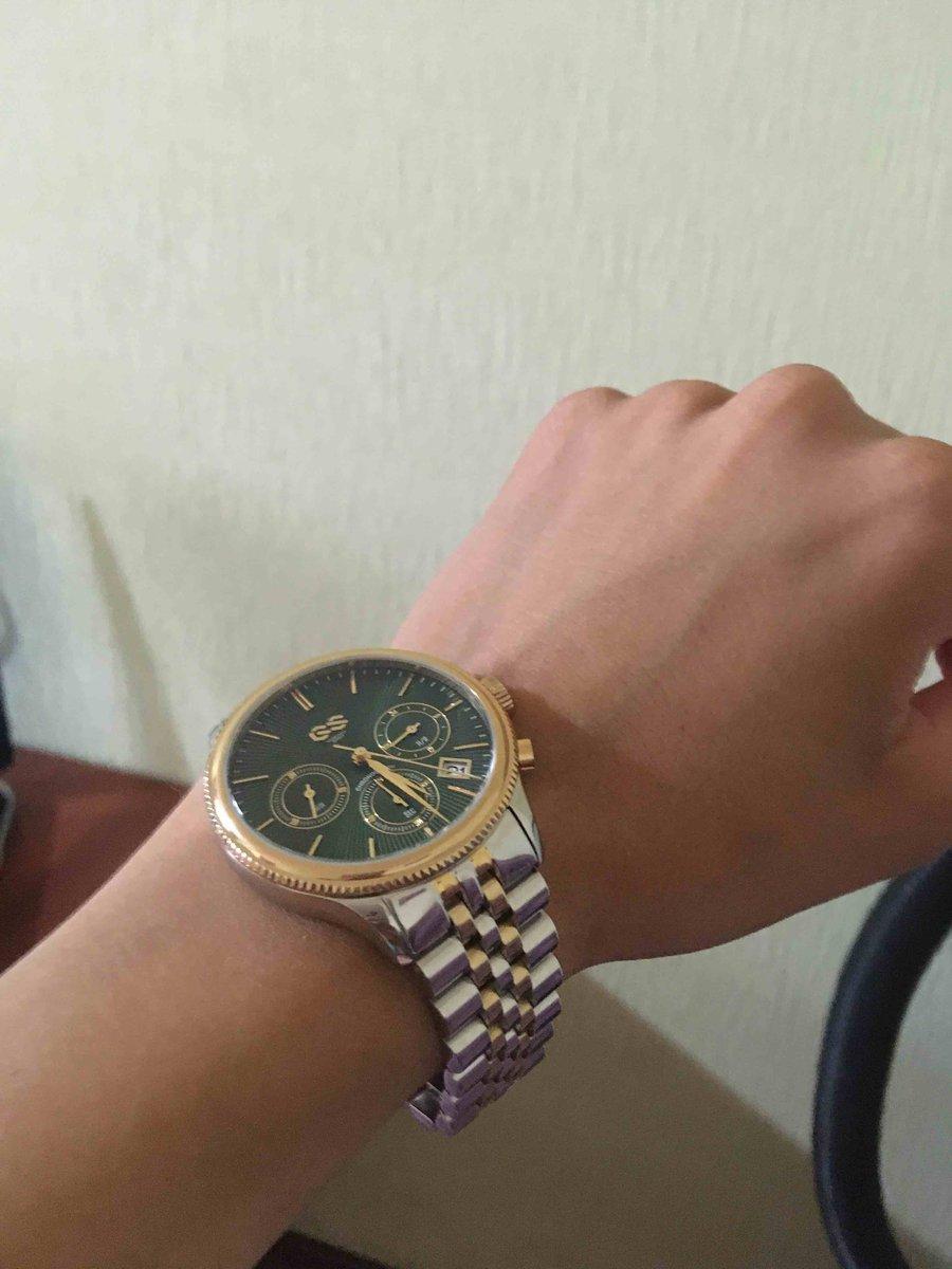 Они крутые!!!давно искала массывные часы с оригинальным оттенком корпуса!!!