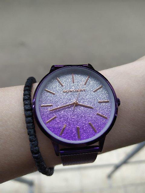 Отличные, красивые часы!