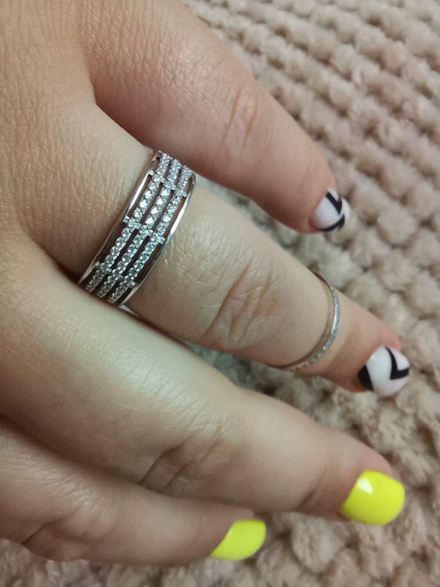 Прекрасное кольцо 🤩