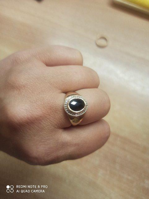 Кольцо просто замечательное...влюбилась сразу как увидела...