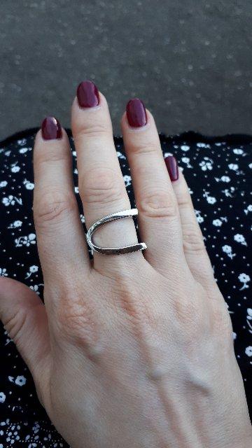 Абсолютно шикарное кольцо!
