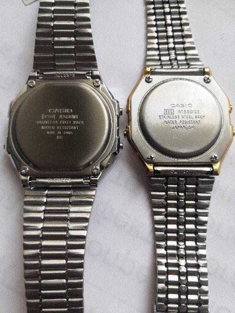 Простые и стильные мужские часы