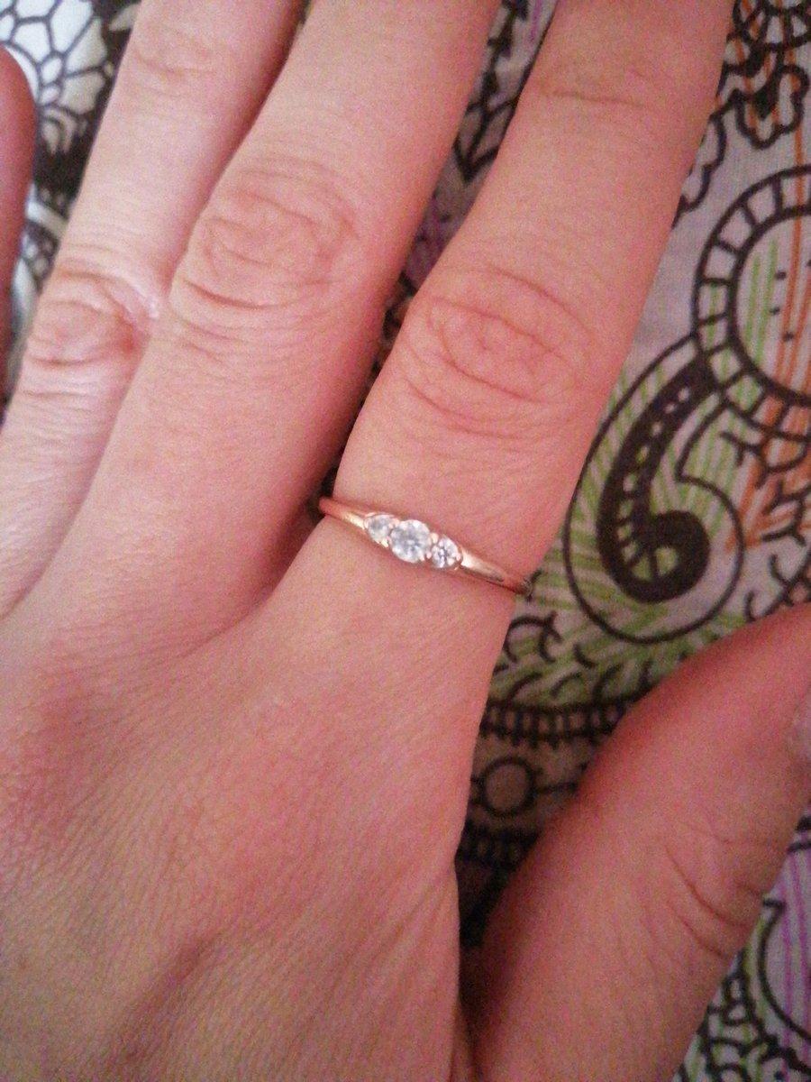 Кольцо красивое, даже очень