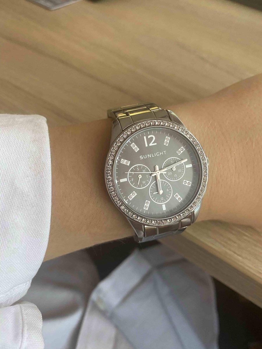 Вторые часы из Санлайт
