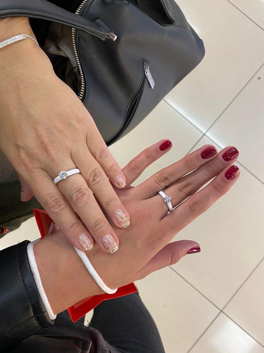 Два очаровательных кольца