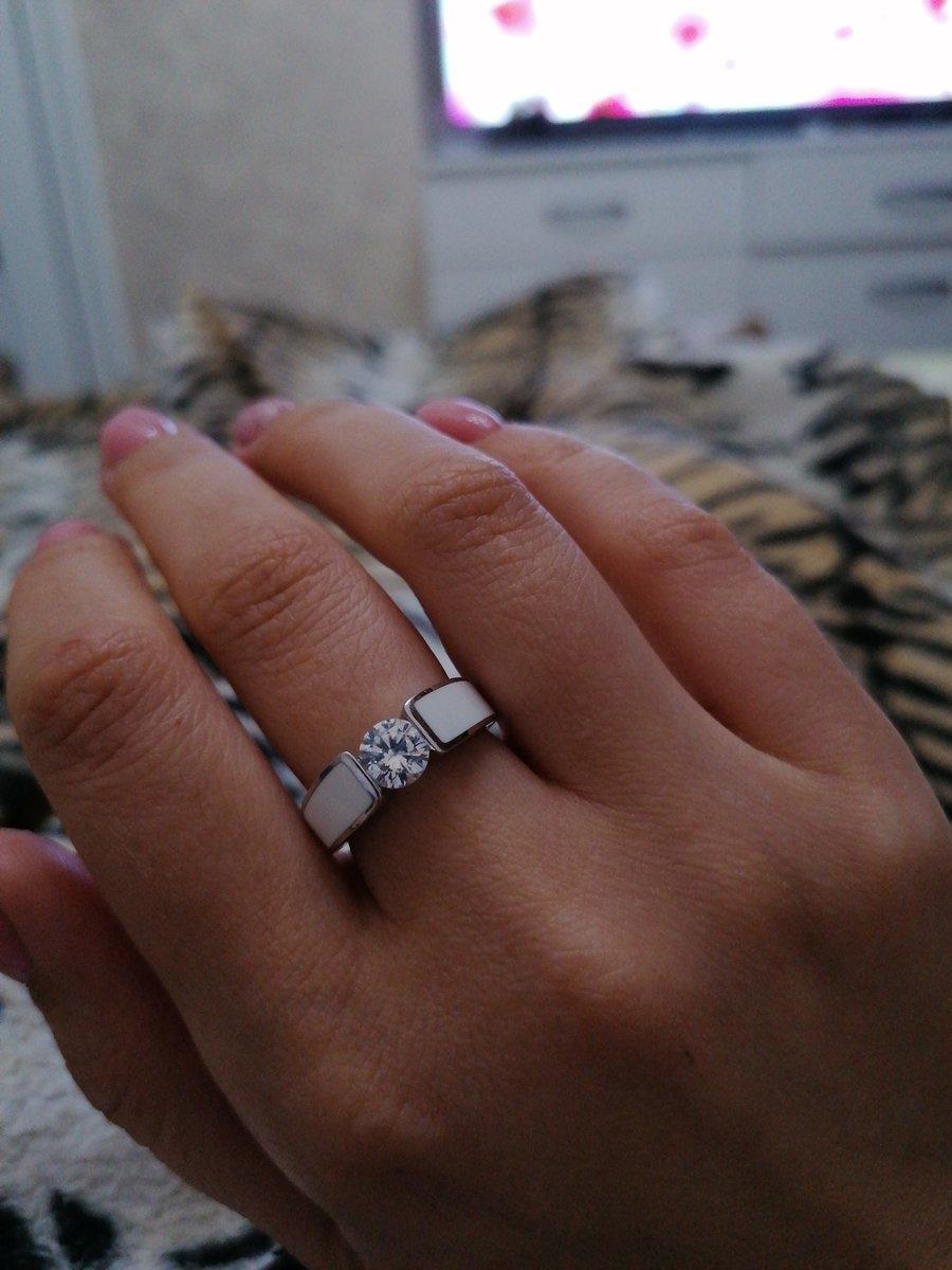 Просто суперское кольцо