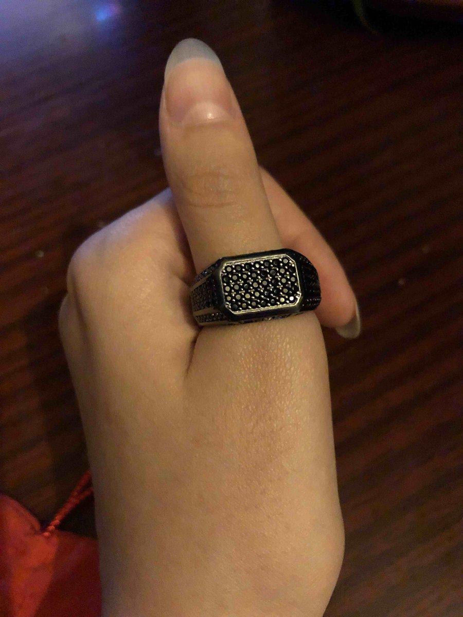 Кольцо,брала в подарок