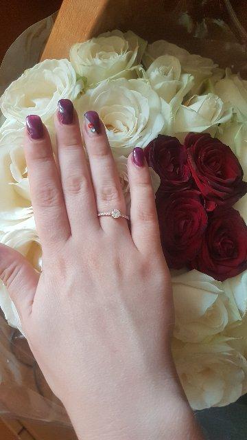 Очень хорошее кольцо,смотрится изумительно