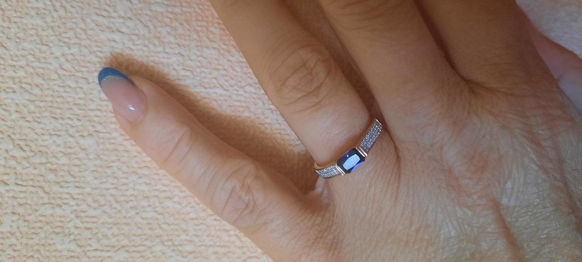 Хотела давно купить это кольцо и купила.