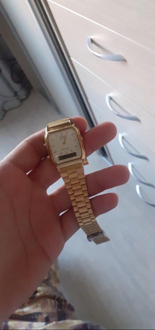 Дарила мужу часы