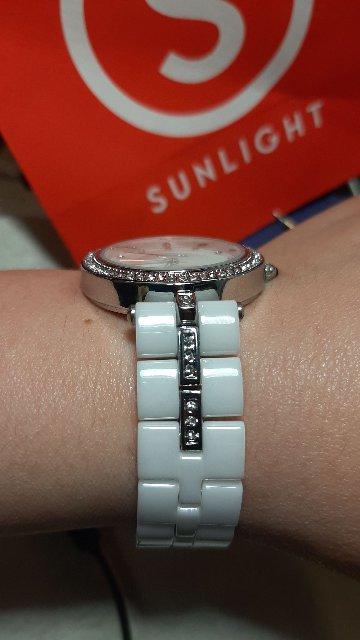 Прекрасные керамические  часы!!