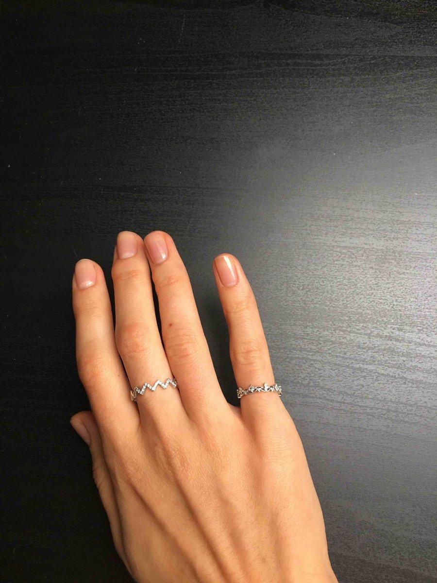 Для любительниц маленьких колечек и обладательниц тоненьких пальчиков