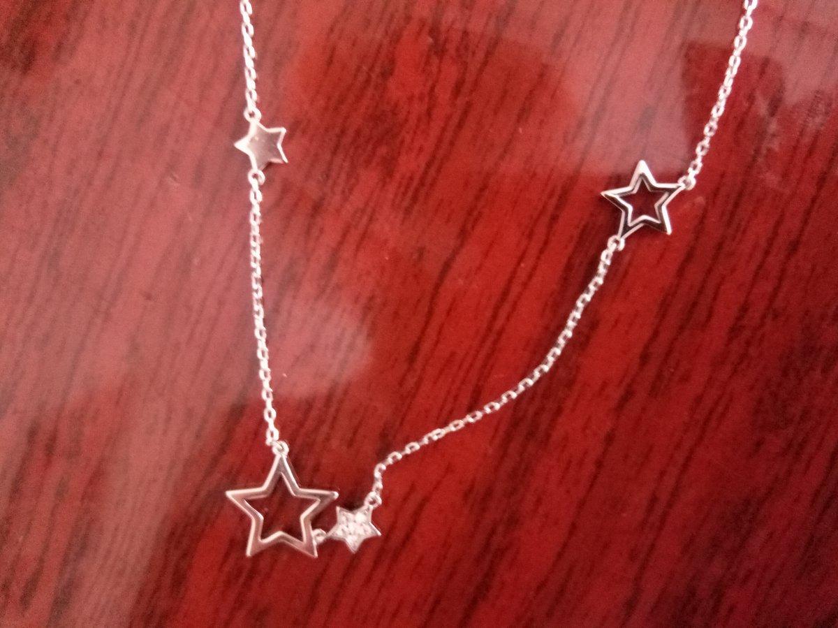 Цепочка со звездами