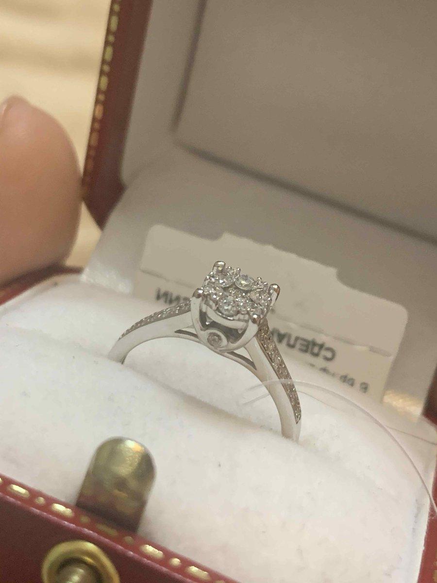 Замечательное кольцо как на праздник, так и на каждый день!