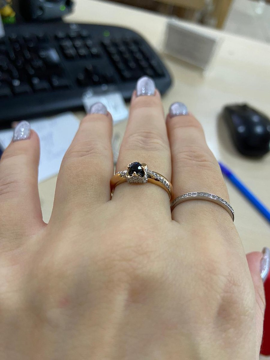 Нежное кольцо