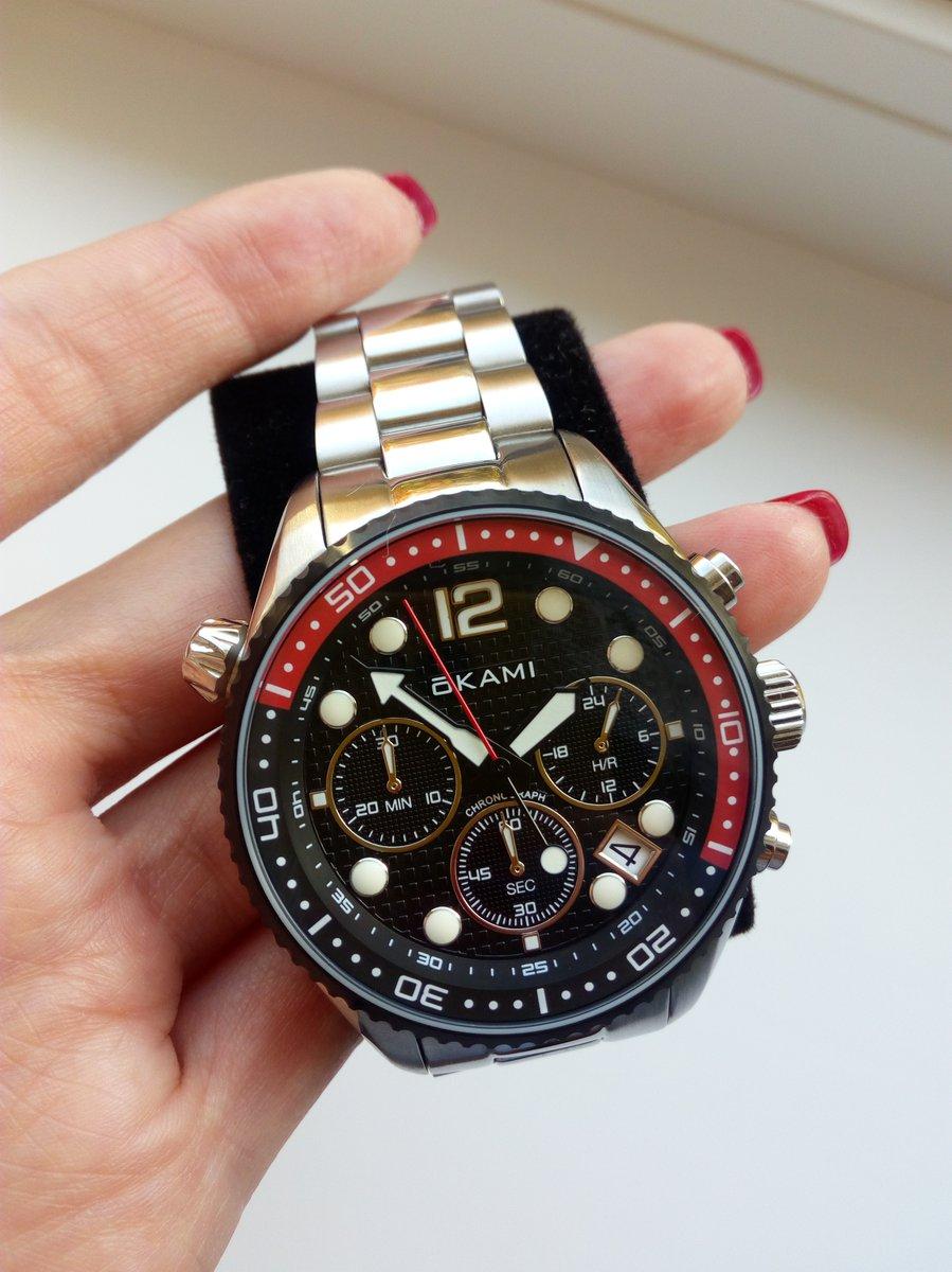 Покупала часы парню на день рождения, остался очень доволен подарком!!!