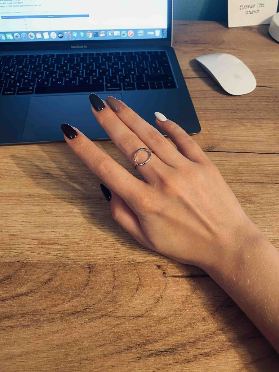 Хорошее кольцо.
