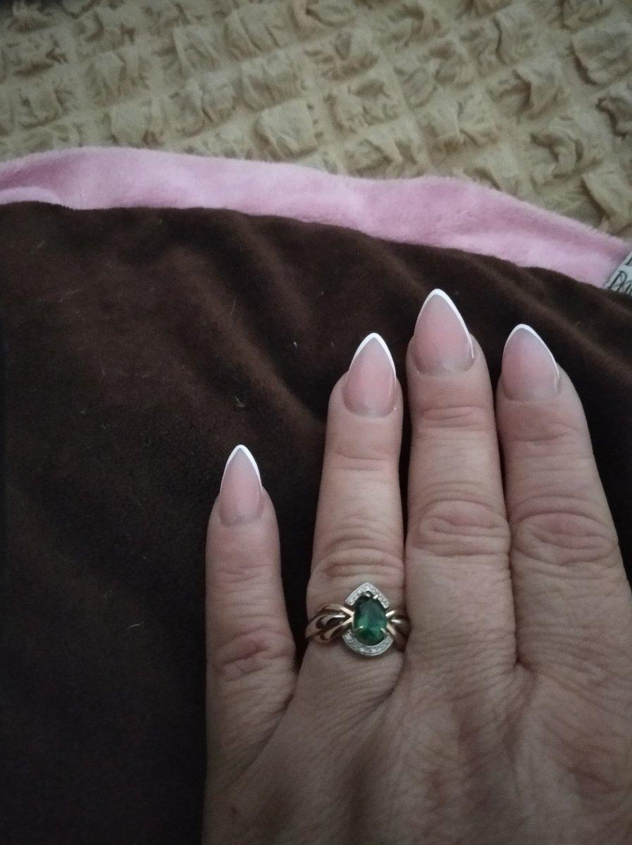 Необыкновенное кольцо.