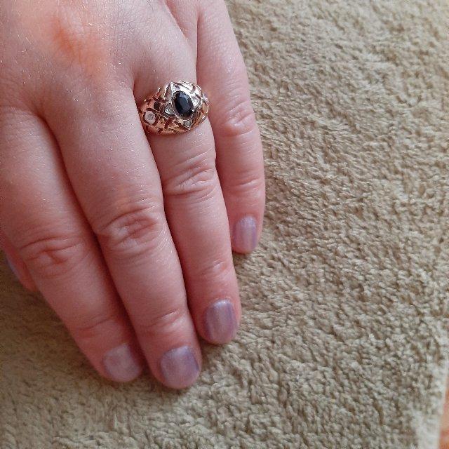 Очаровательный перстень!